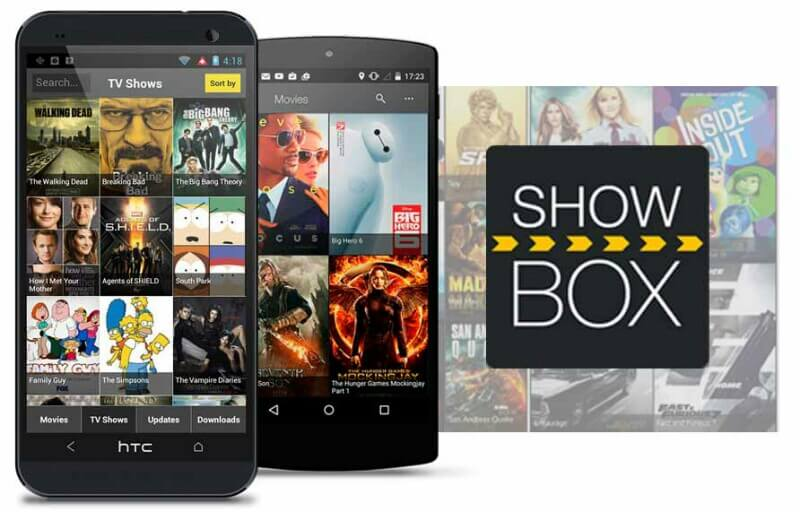Best Movie Watching Applications in Android