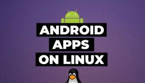 Easy Steps to Run Android Apps on Linux and Ubuntu
